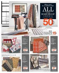 fabricville home decor flyer september 26 to october 9