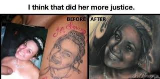 7 times worst tattoos were transformed into the best tattoo designs