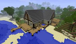 my epic house screenshots show your creation minecraft