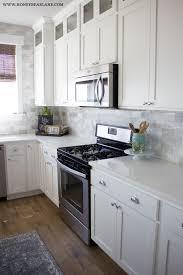 glass door kitchen cabinets how to add glass to cabinet doors honeybear