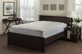 home design classic mattress pad amazon com luxurious fitted down alternative mattress pad 100