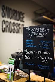 events snoridge crossfit