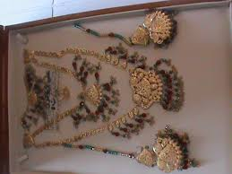 gold set in pakistan gram gold set for sale only rs in pakistan clasf fashion