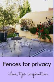 Privacy Garden Ideas Fences For Privacy 9 Great Ideas For Garden Screening The