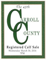 lexus westminster md carroll county calf sale 2016 by de lite graphics issuu