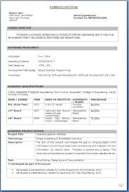 latest resume format for engineering students resume sles for final year engineering students resume