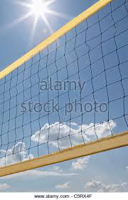 Backyard Volleyball Nets Outdoor Volleyball Net Stock Photos U0026 Outdoor Volleyball Net Stock