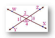 vertically opposite angles worked out problems on vertically