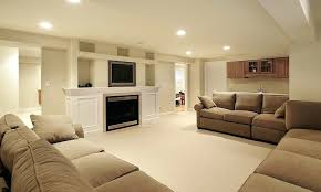 Ideas For Unfinished Basement Decorations Modern Basement Furniture Ideas Basement Furniture