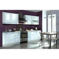 meuble de cuisine blanc brillant set de 7 meubles de cuisine blanc brillant 240 cm 1213142 vidaxl set