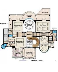 amazingplans com house plan f2 6295 mar a lago luxury spanish