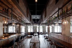 modern concept restaurant interior design industrial with 29 image
