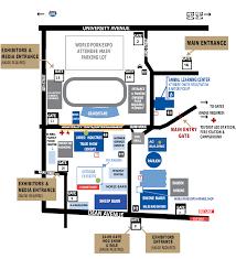 Iowa State Fair Map by World Pork Expo