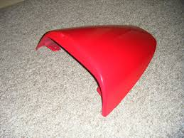 honda vtr1000 vtr1000 rear seat cowl f s red superhawk forum