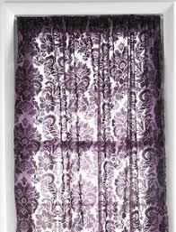 Curtains With Purple In Them Purple Curtains Like These With A Pattern And Then The