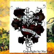 Online Get Cheap Decorative Cross Tattoos Aliexpress Com