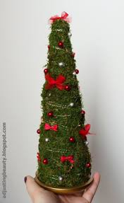 diy foam christmas tree decoration home decor adjusting beauty