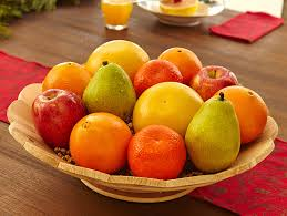 fruit club wooden fruit bowl monthly fruit club
