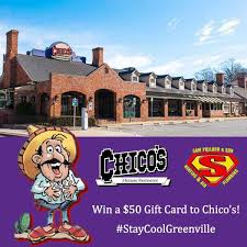 chicos gift card chico s has served greenville mexican food for more than 30 years