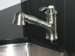 kohler fairfax kitchen faucet kohler fairfax faucet k single pullout kitchen sink faucet