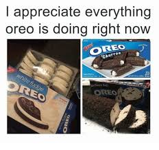 where to buy white fudge oreos epic meal time on oreo is killin it