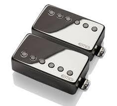 emg pickups 57 66 set electric guitar pickups bass guitar