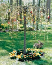 Easter Tree With Decorations by 50 Easter Decorating Ideas Moco Choco