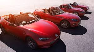 where do mazda cars come from here u0027s how you can love the mazda mx 5 miata and save 25 000