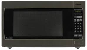 Panasonic Toaster Oven Review Panasonic Nn Sn973s Countertop Microwave Review Reviewed Com
