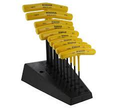 Hex Key Set by 2 5mm Metric Allen Wrench Walmart Com