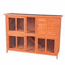 bluebell hideaway hutch for rabbits and guinea pigs pets at home