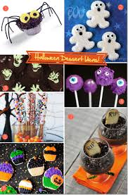 Halloween Themed Cake Pops by Halloween Round Up 7 Delectable Homemade Desserts Unique Party