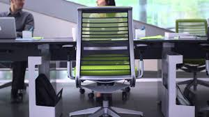 think ergonomic chair reimagined design story steelcase youtube