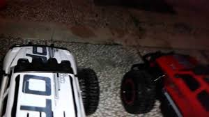 tyco rc grave digger monster truck rc prototype 1 10 youtube