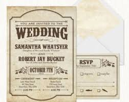 Playbill Wedding Programs Playbill Wedding Invitations Etsy