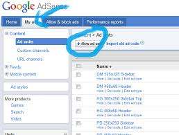 how to add adsense to your