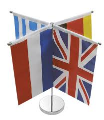 desk flags counter flags custom printed 24 formats