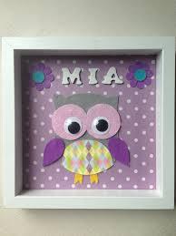 handmade personalized frame name newborn gift new baby