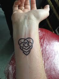 celtic motherhood knot renew tattoos