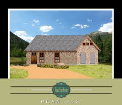 Micro Home Plans by Plan 406