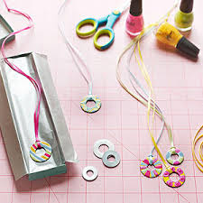 30 cool crafty gifts can make friend rings washer and metals