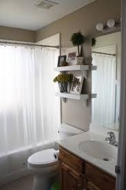 shelving ideas for small bathrooms small bathroom decorating ideas designs hgtv idolza also