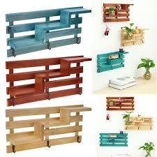 support tablette cuisine mur monté support tablette en bois cuisine salle de bains rack de