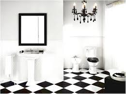 black and white bathroom tiles home design ideas