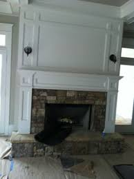 Fireplace Refacing Kits by Flourish Design Style Mantle Fireplace Pinterest Filing