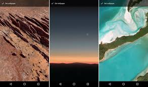 Inswall Wallpapers by How To Install Pixel Live Wallpapers On Your Marshmallow Or Nougat