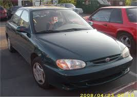 1999 kia sephia catalog cars
