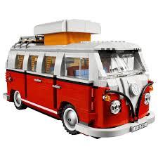 volkswagen van hippie amazon com lego creator expert volkswagen t1 camper van 10220
