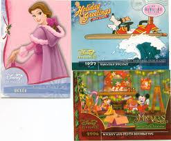 treasures disney trading cards