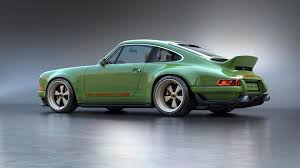 porsche old 911 singer u0027s new 911 restoration packs 500 hp into lightweight body